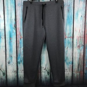 32 Degrees Heat Men's 2XL Gray Performance Joggers